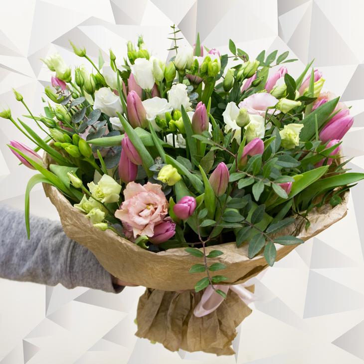 Магазин цветы на васильевском острове, розы для букета из конфет своими руками